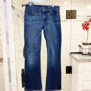 7 FOR ALL MANKIND Jeans Kimmie Bootcut